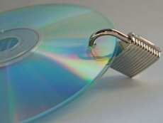 Secured CD