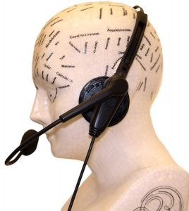 Call centre dummy