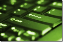 keyboard green